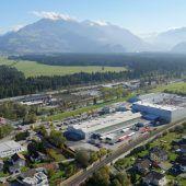 Platzmangel: Hydro Nenzing plant Außenstandort