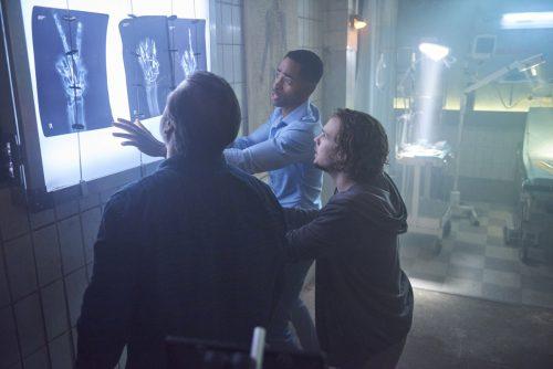 Die Freunde müssen aus der tödlichen Falle entkommen. Sony Pictures