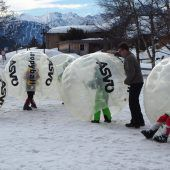 Wintersport schnuppern in Furx