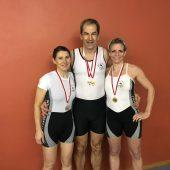 Ruderern gelingtTitelverteidigung bei Indoor-Meisterschaft