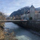 Für besseren Hochwasserschutz muss neue Montfortbrücke her