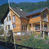 Orientierung in Sachen Gebäudesanierung