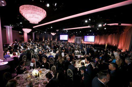 Die Show-Produzenten wollen die Gala auf drei Stunden begrenzen, daher sollen sich die Preisträger bei ihren Reden kurz halten. AP