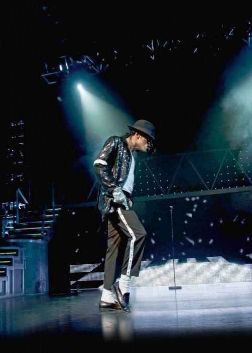 Die Tribute Show aus dem Londern West End lässt eintauchen in das Vermächtnis Jacksons. irina chira