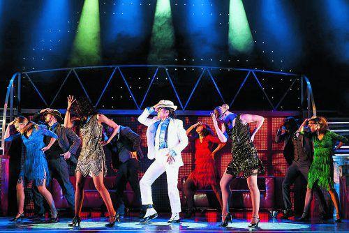 Die Tribute-Show über den King of Pop kommt am Sonntag, 24. Februar 2019 ins Festspielhaus nach Bregenz. sven damer