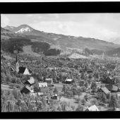 """<p class=""""caption"""">Die Vorderlandgemeinde Röthis hat in der zweiten Hälfte des 20. Jahrhunderts ihre Bevölkerungszahl mehr als verdoppelt.</p>"""