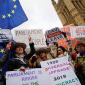 Rechne nicht mit ungeregeltem Brexit