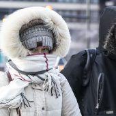 Arktische Kälte in USA forderte bereits zehn Todesopfer