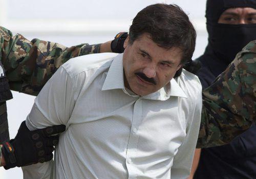 """""""El Chapo"""" soll sich an Minderjährigen vergangen haben. AP"""