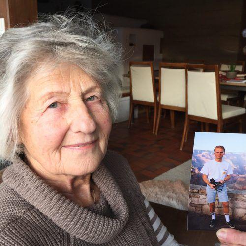 Elisabeth Ganahl hat den Tod ihres Kindes überwunden. Kum