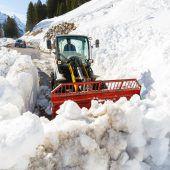 Schneeberg auf der L 193