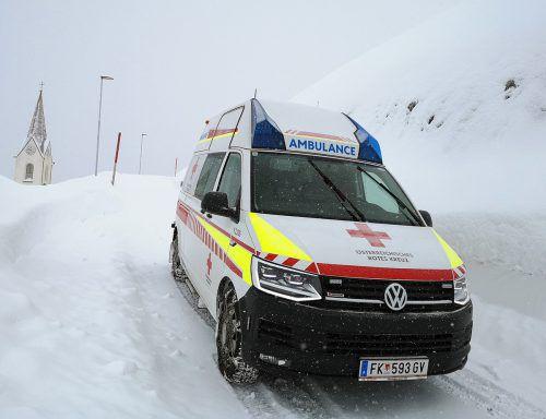Fährt das bodengebundene Rettungswesen in Vorarlberg bald in eine neue Zukunft? Die Pläne des Landes lassen darauf schließen. rk