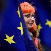 Gefahr eines Chaos-Brexit macht Praktikumspläne zunichte. A2