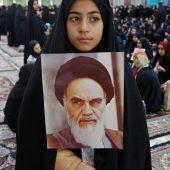 Feiertage für die Islamische Revolution
