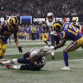Warum Football weiter US-Sport #1 bleibt