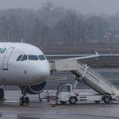 Fluglinie Germania ist pleite: Tausende Vorarlberger Reisende betroffen. A3
