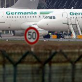Germania bleibt am Boden