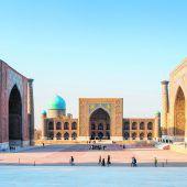 Märchenhaftes Usbekistan