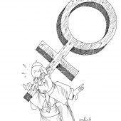 Erlöser der missbrauchten Nonnen!