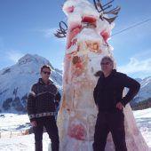 Paul Renner in Lech