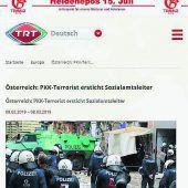 Ereignisse in Dornbirn werden auch in türkischen Medien diskutiert