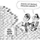 Die Mauer-Partie!