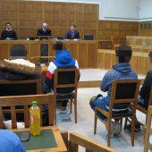 Verurteilungen nach Messerstich. B1