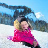 Der große Spaß im Schnee