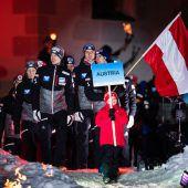 Die Medaillenjagd bei der Nordischen Ski-WM in Seefeld ist eröffnet. C1