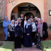 Zu Besuch in Marokko