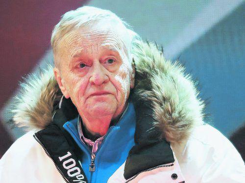 Fragwürdige Aussagen von Ski-Weltverbandspräsident Gian-Franco Kasper kommen bei den Olympia-Funktionären nicht gut an.ap