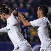 Bale erzürnt Real,Elferpfiff ganz Spanien