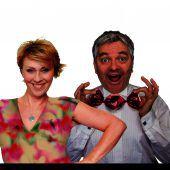 Kabarettabend mit Andrea Bongers und Werner Brix
