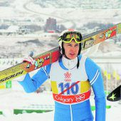 Skisprung-IkoneMatti Nykänen ist tot