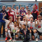 PG Mehrerau gewinnt Futsal-Cup