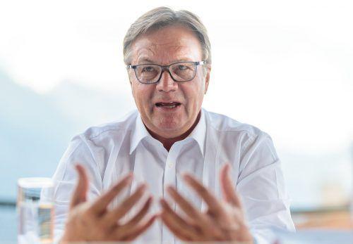 "Günther Platter will ""negativen Entwicklungen entgegenwirken"".APA"