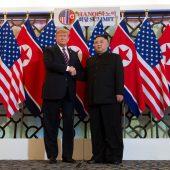 Trump-Kim-Gipfel weckt Hoffnung