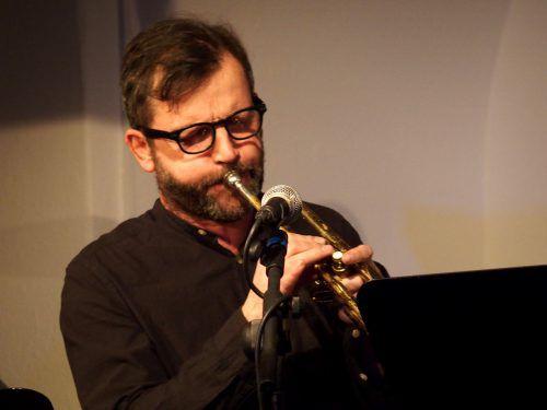 Herbert Walser-Breuß spielt heute, 7. Februar, mit Mose im Vorarlberg Museum. JU