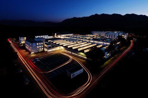 Hirschmann Automotive rüstet den Hauptsitz in Rankweil weiter auf. Mayer