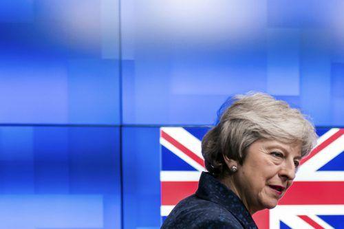 Im Fall einer Zollunion sieht die britische Premierministerin die Handlungsfreiheit Londons eingeschränkt. AP