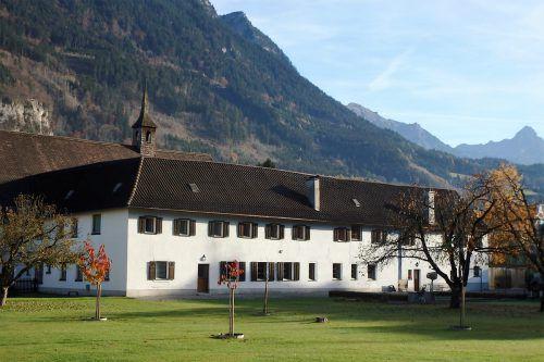 Im Franziskanerkloster soll heuer der Kirchenraum ausgemalt werden. Kloster