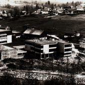 Ein halbes Jahrhundert Wäldergymnasium