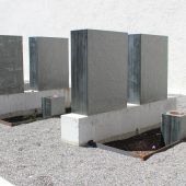 Weitere Urnengräber für Bludesch