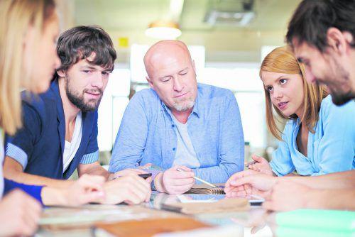 In Eigentümerversammlungen werden auch Investitionen diskutiert. foto: Shutterstock