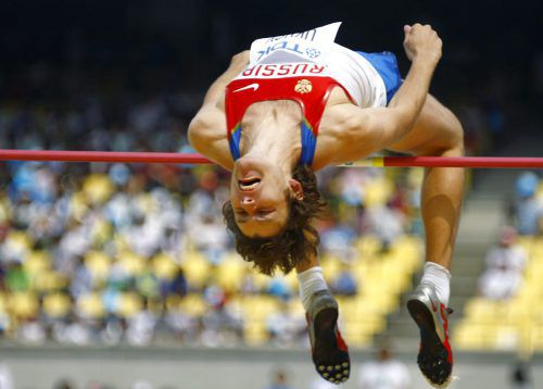 Iwan Uchow ist einer der zwölf suspendierten russischen Leichtathleten. AFP