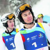 Lukas Feurstein auf Platz 16,Pech für Emily Schöpf