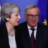 Juncker ist zu Brexit pessimistisch