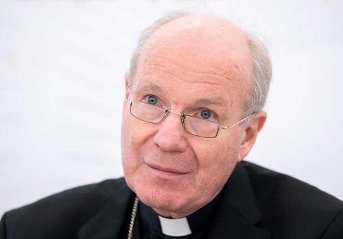 Kardinal Christoph Schönborn wurde selbst Opfer eines Übergriffs. apa