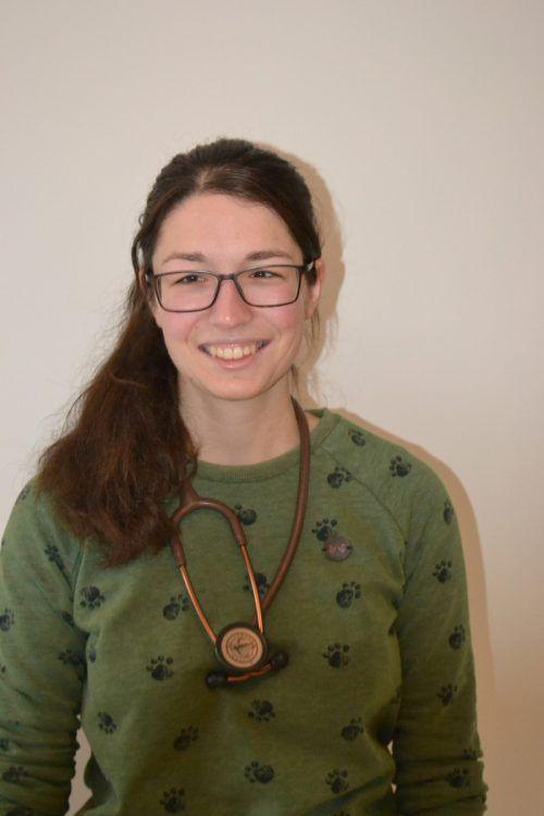 Katharina Meltzer hat ein großes Herz für Tiere. BI