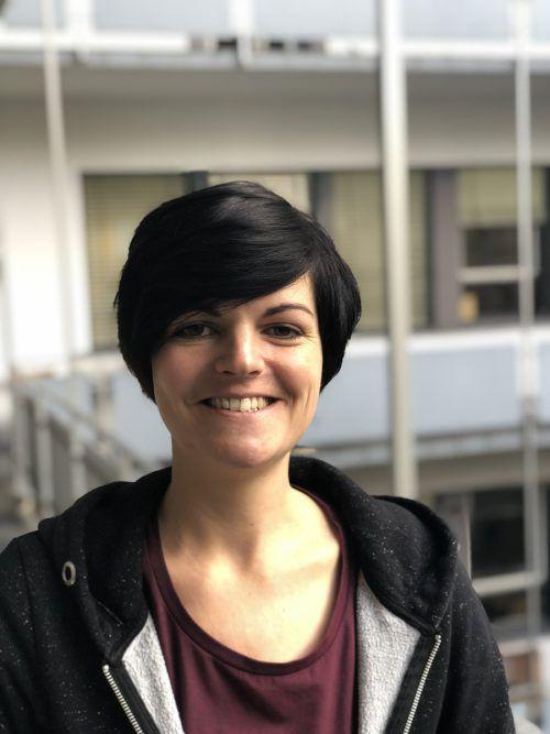 Kathrin Zerlauth hilft Menschen in Existenznöten. VN/Schweigkofler